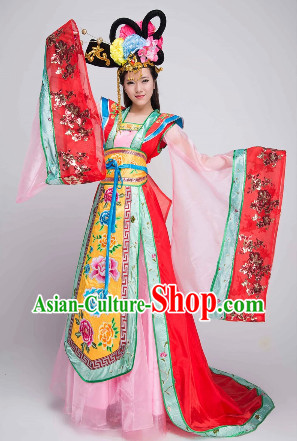 China Tang Dynasty Dance Costumes for Women