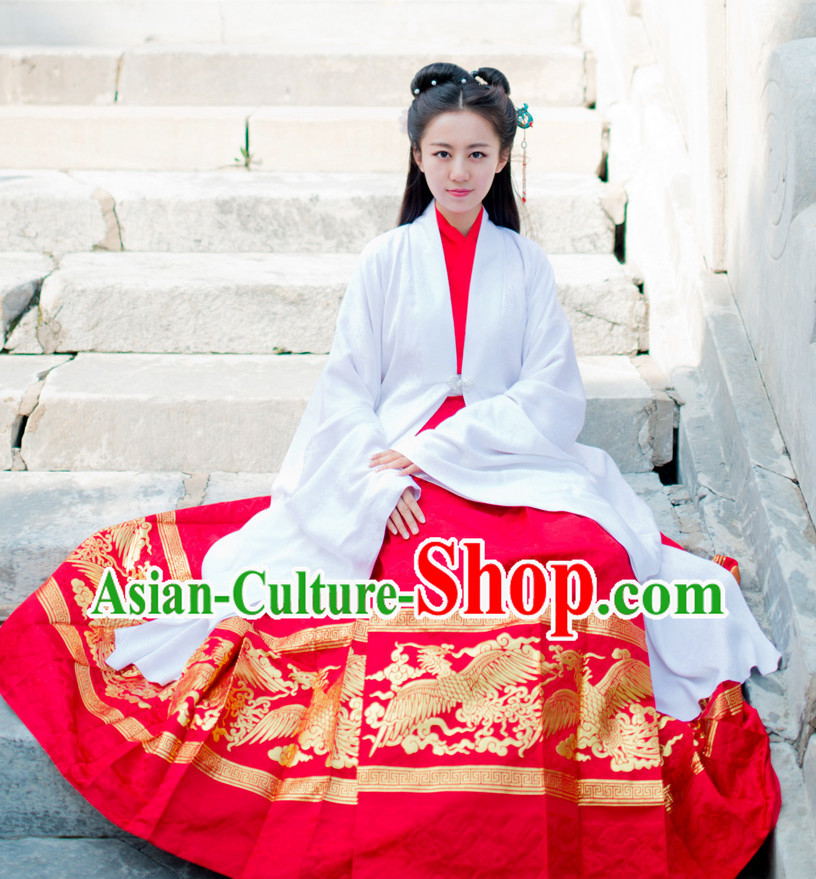 China Ming Dynasty Attire for Women