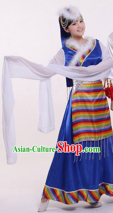 Tang Dynasty Dance Suit for Women