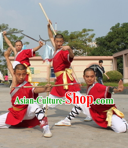 Traditional Martial Arts Shaolin Kung Fu Uniforms for Men