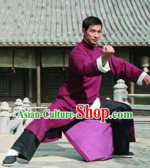 Top Kung Fu Master Long Robe