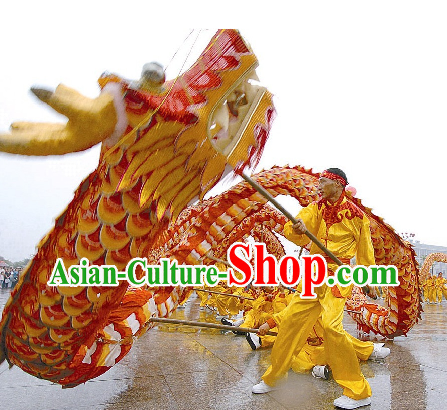 Chinese Dragon Costume Complete Set