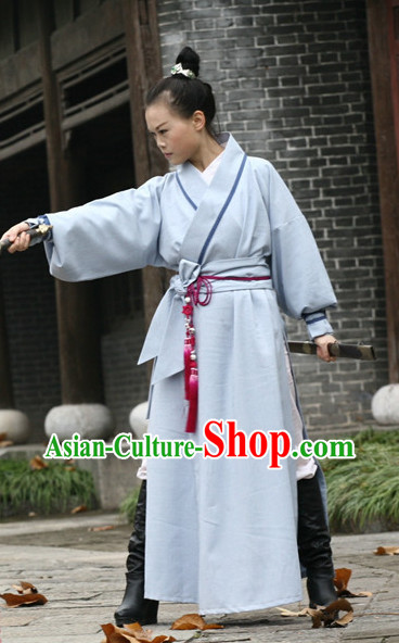 Asian Dress Knight Costume