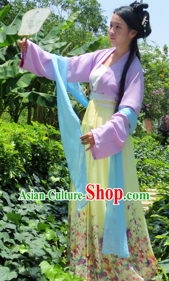 Asian Dress Complete Set for Girls