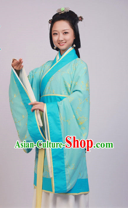 Chinese Princess Halloween Costume Costumes Complete Set
