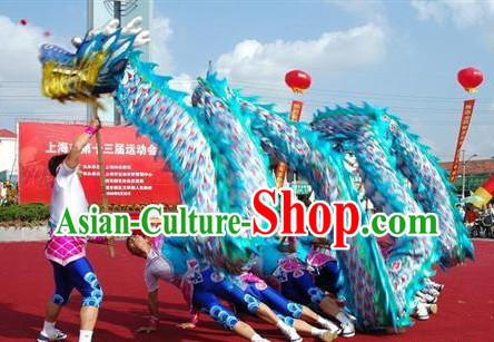 Shanghai Dragon Dance Equipment Complete Set