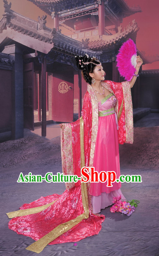 Chinese Princess Halloween Costumes for Women