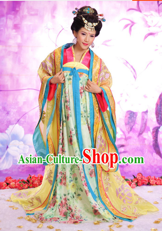 Chinese Princess Costumes for Women