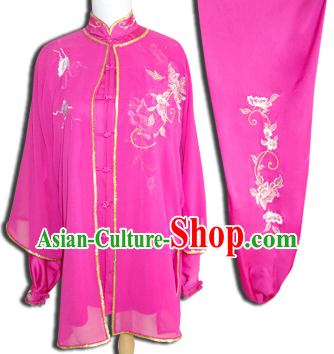 Top Embroidered Traditional Tai Chi Clothes
