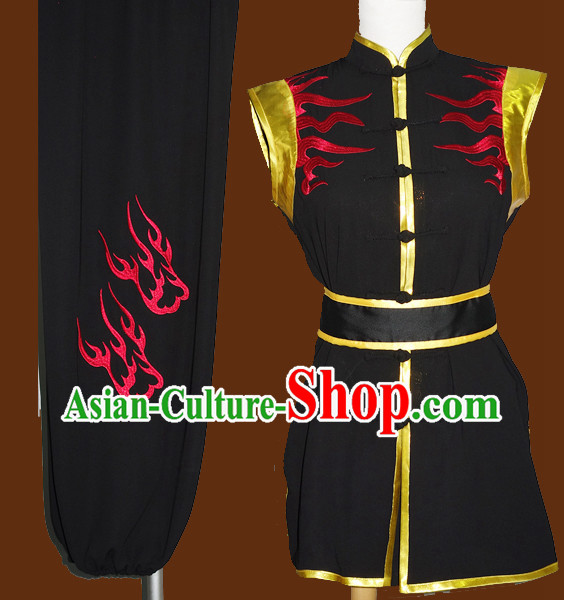 Chinese Martial Arts Kung Fu Training Clothes