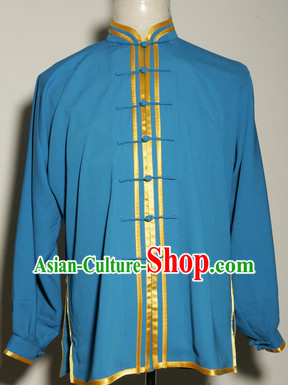 Top Chinese Tai Qi Silk Uniform
