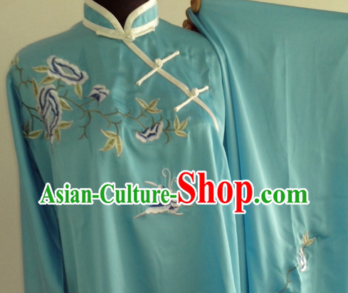 Top Chinese Wing Chun Dummy Performance Outfit