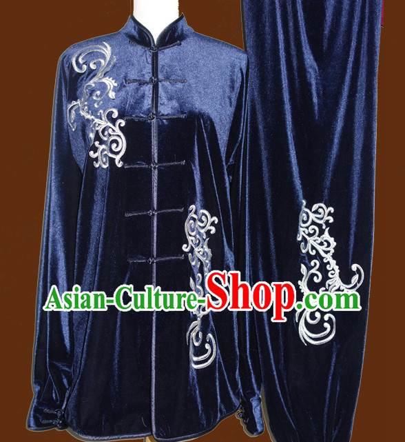 Chinese Traditional Kungfu Jacket and Pants