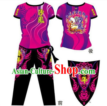 Chinese Dragon Dancers Garment