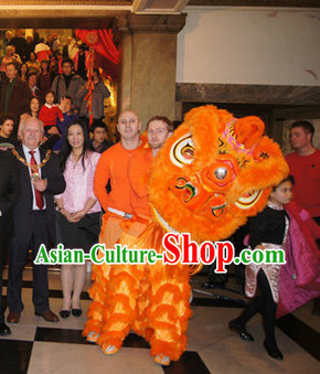 Chinese Lion Dress up Costumes Complete Set