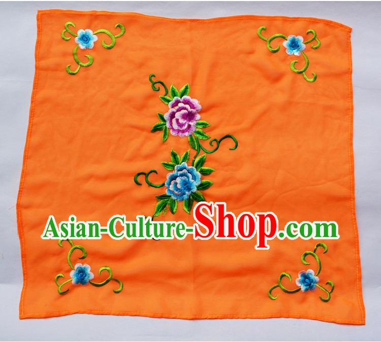 Professional Silk Dance Handkerchief