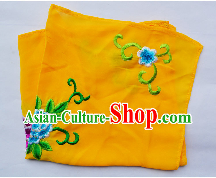 Professional Chinese Folk Dance Handkerchief