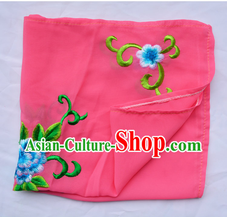 Professional Chinese Dancing Handkerchief