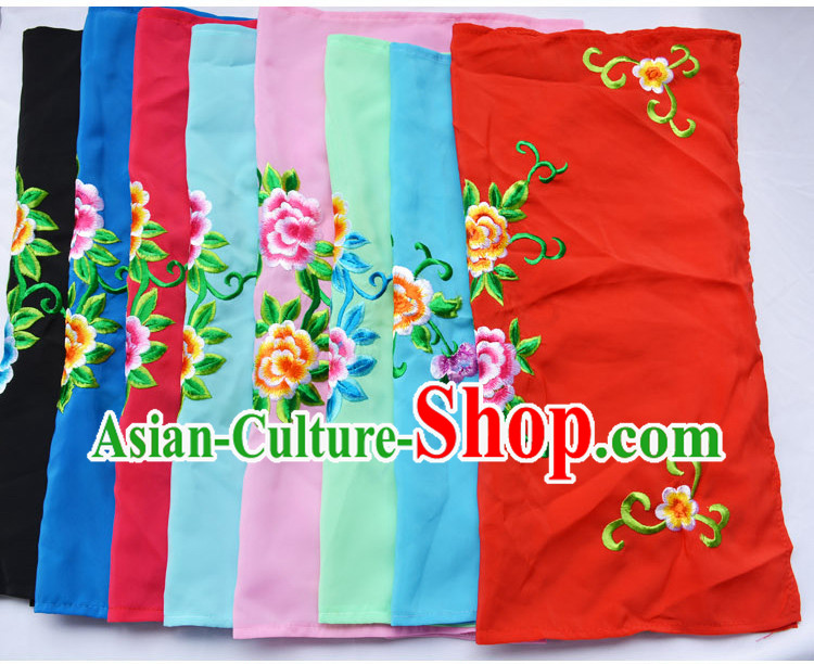 Chinese Culture Dance Handkerchief
