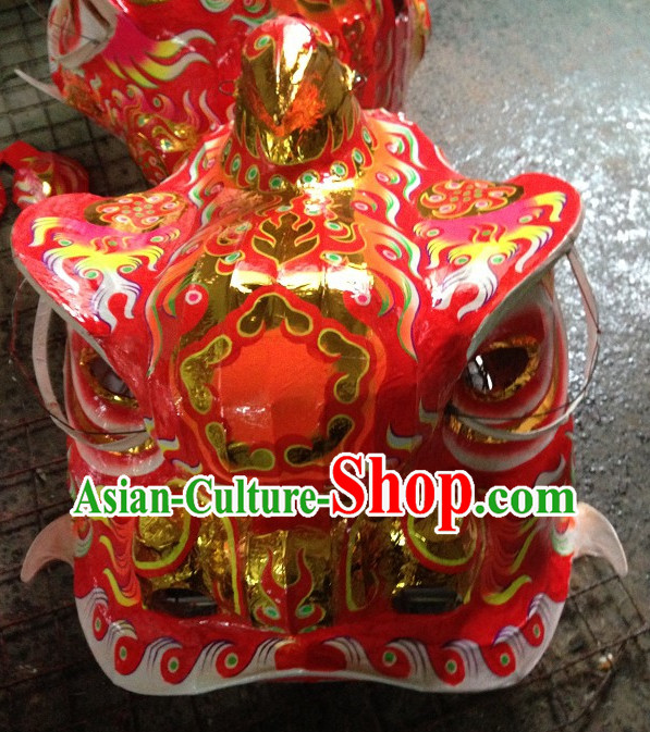 Asian Handmade Lion Framework