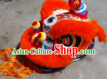 Chinese Lion Costumes Complete Set