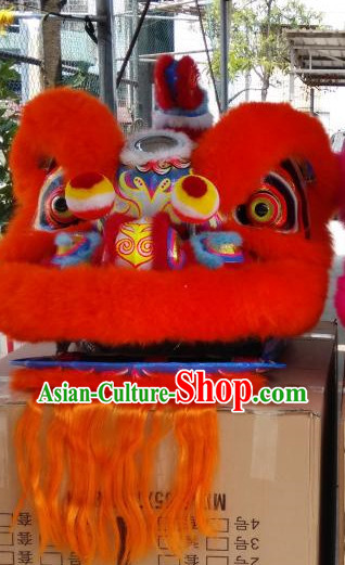 Supreme Chinese Lion Costume Complete Set