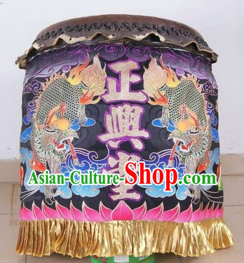 Drum Skirt Coverings