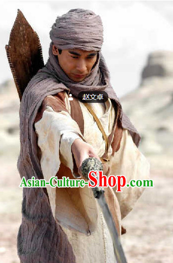 China Ancient Swordsman Costumes for Men