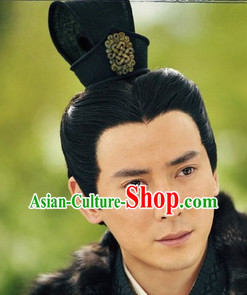 Ancient Chinese Male Wig