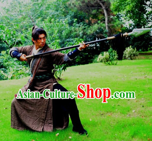 Chinese Martial Arts Sifu Robe