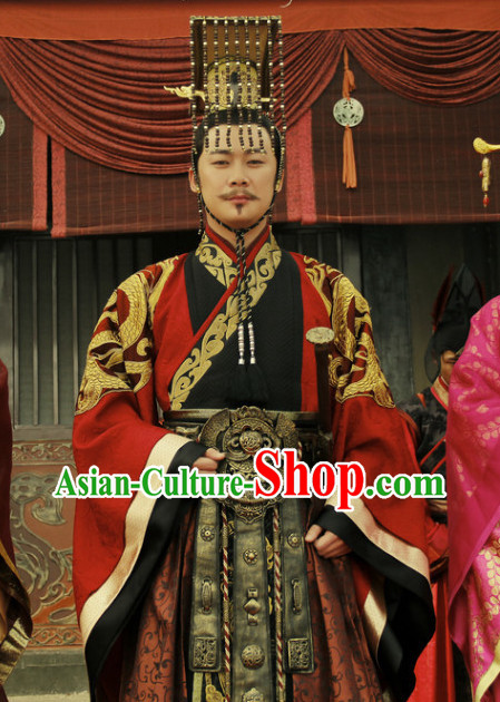 Traditional Asian Emperor Clothing China Fashion Wholesale Free Shipping