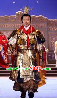 Traditional General Chinese Clothes