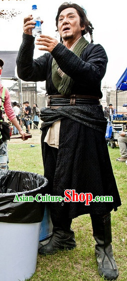 Ancient Chinese Male Superhero Infanta Costume China Dress