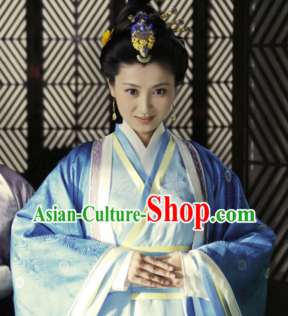 Ancient Chinese Princess Classic Hair Ornaments