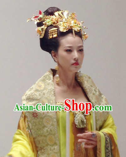 Chinese Empress Hair Ornaments