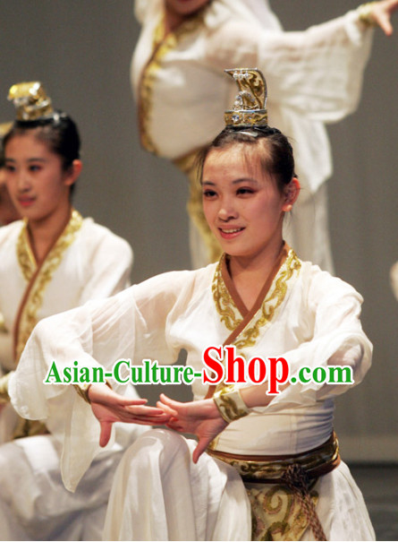 Chinese Classical Female Classcial Dancing Costumes