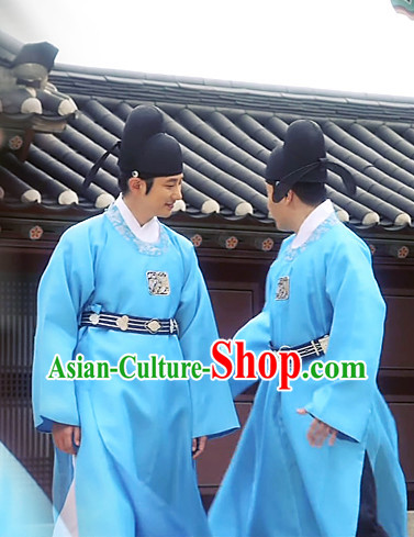 Ancient Korean Official Costumes