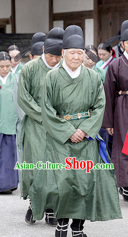 Korean Ancient Traditional Official Costumes Shopping online