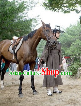 Traditional Korean Civilian Hanbok Costumes for Men