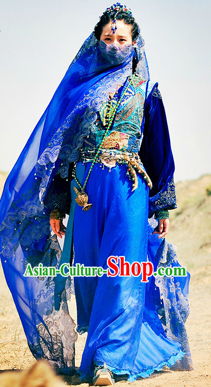 Xingyue Romance Mysterious Lady Costumes Complete Set