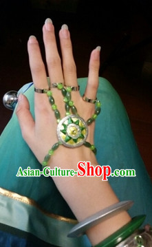 Asian Cosplay Oriental Hands Finger Accessories