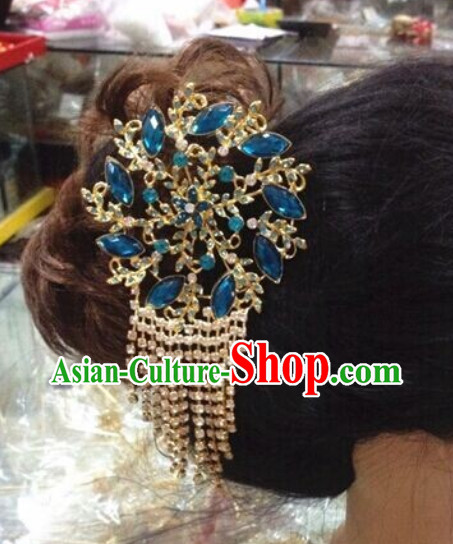 Traditional Thailand Hair Jewelry for Women
