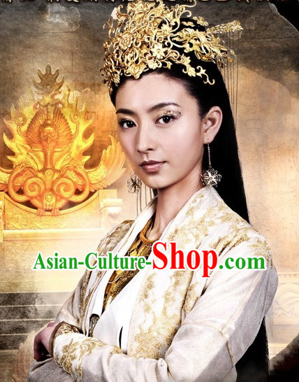 Chinese Noblewoman's Hair Ornaments