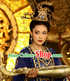 Chinese Tang Empress's Hair Accessories