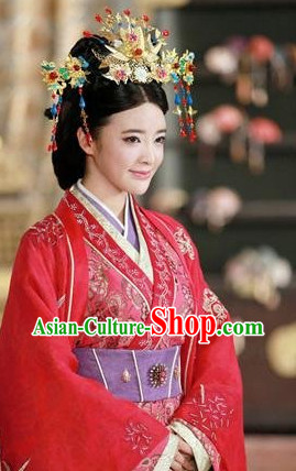 China Wedding Ceremony Headwear Phoenix Jewelry