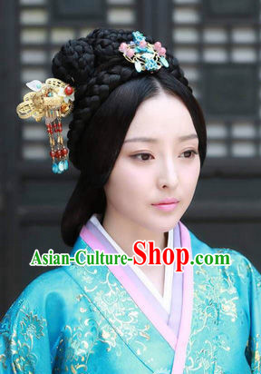 China Noblewomen Hair Accessories
