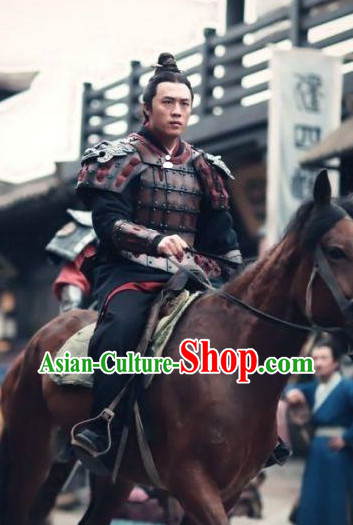 Ancient General Armor Costumes for Men