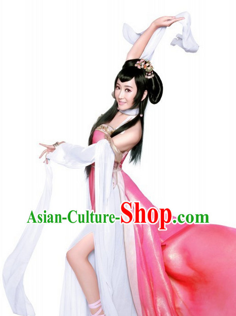 Asian Cute Eudemon Sexy Cosplay Costumes for Women