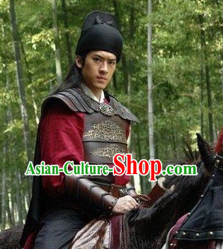 Chinese Traditional Bodyguard Armor Costumes for Men