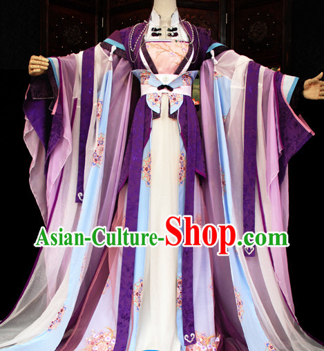 Chinese Princess Cosplay Shop Costumes Complete Set